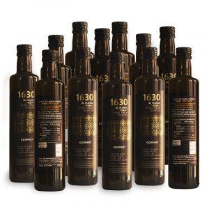 Aceite 1630 12 botellas 0.5 litros