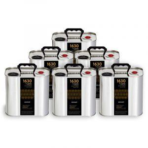 1630 Aceite de Oliva Ecológico Virgen Extra. Caja de 6 latas de 2.5 l.