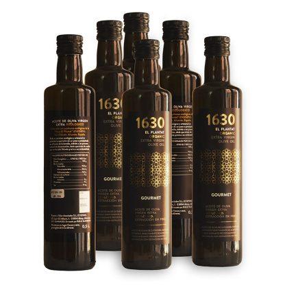 Aceite 1630 6 botellas 0.5 litros